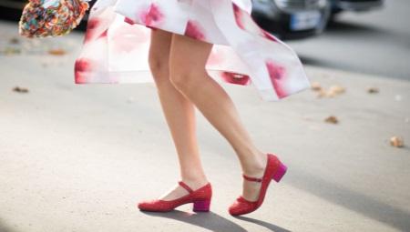Обувки Мери Джейн